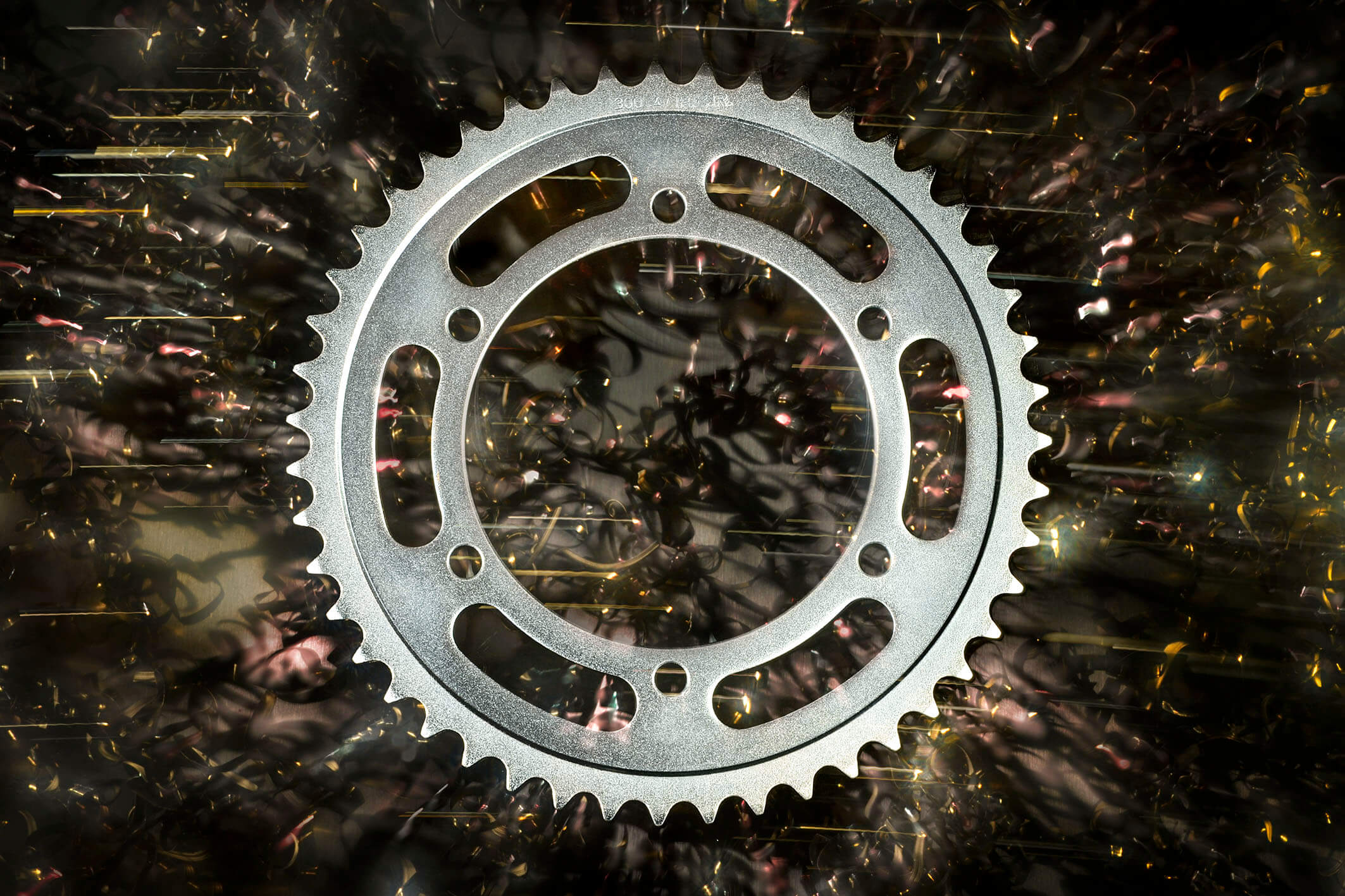 MOTORCYCLES CARBON STEEL REAR SPROCKETS