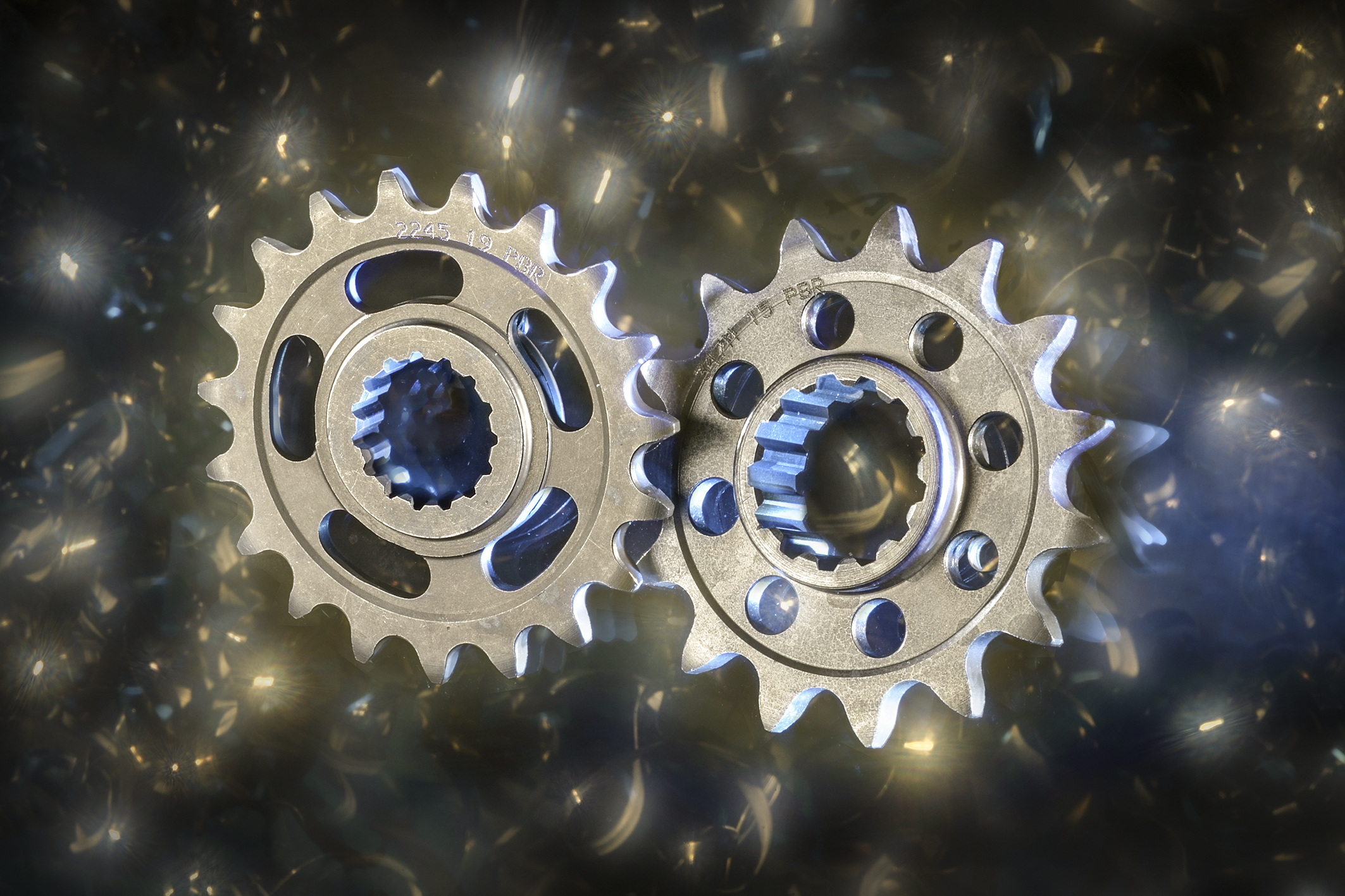 STREET STEEL FRONT SPROCKET